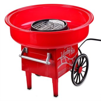 (IMPORTED) Carnival Cotton Candy Maker CCM-500 (Red)