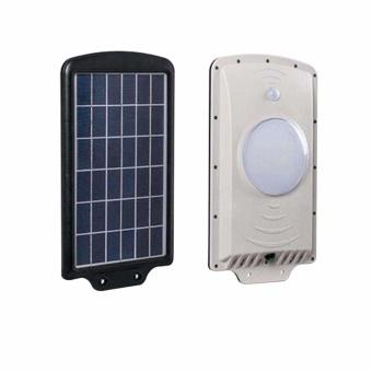 Integrated 6W Auto Induction Waterproof Solar Yard Light Street Light Villa Light #0123 - 4
