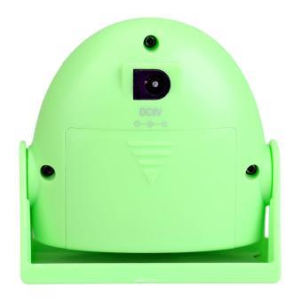 Intelligent and Greeting 10m Warning Motion Sensor Doorbell Door Bell Green - picture 2