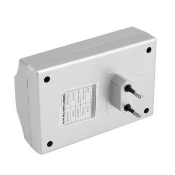 Intelligent Digital Power Electricity Saving Energy Saver Box Device EU Plug - 4