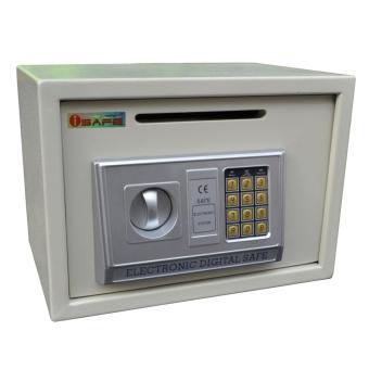 iSAFE SF-25H Hotel Safe Electronic Digital Drop Hole Safe (Beige) - 3