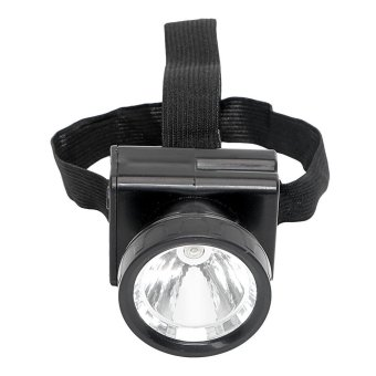 ITimo LED Headlight Head Light Rechargeable Headlamps 2 ModeEmergency Lamp For Hunting Hiking Camping - intl