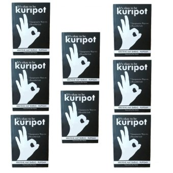 It's Okay to be Kuripot Book It's Okay to be Kuripot (7 Inexpensive Ways to a Beautiful Life) Set of 8