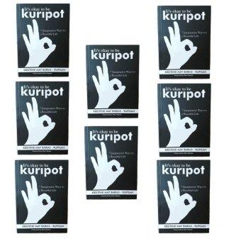 It's Okay to be Kuripot Book It's Okay to be Kuripot (7 Inexpensive Ways to a Beautiful Life) Set of 8