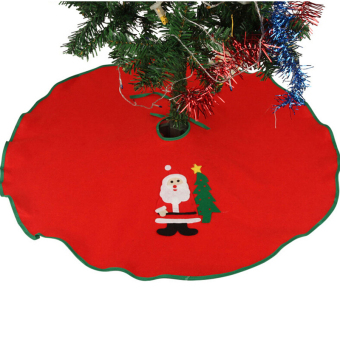 Jetting Buy Christmas Tree Skirt Stands Xmas Party Decoration - picture 2