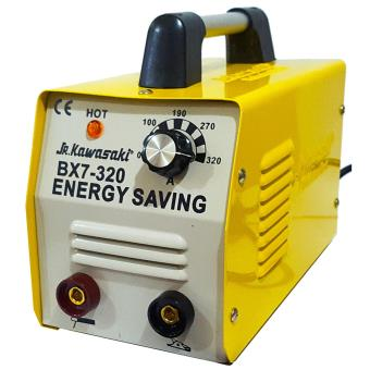 JR Kawasaki BX7-320 Welding Machine (Yellow)