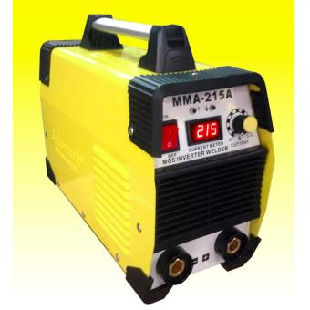 JR Kawasaki MMA-215 Inverter Welding Machine (Yellow)