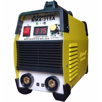 JR Kawasaki MMA-315 Inverter Welding Machine (Yellow)