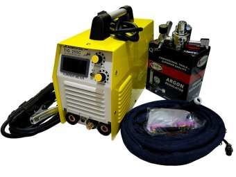 JR Kawasaki TIG-255C Welding Machine (Yellow)