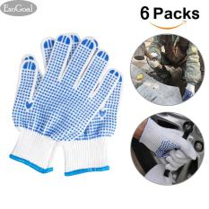 JvGood Safety Antiskid Gloves, Cut Resistant Gloves Anti ...