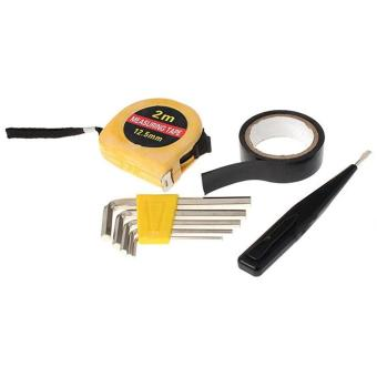 KaiShen TOOLS 16 Pcs Professional Hardware Home Repair Accessory Tools Set - 3