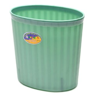 Keyway C713 Small Trash Can (Green) - picture 2