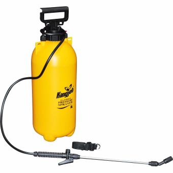 Kingjet Multi functional 8L Garden sprayer and cleaning toolAdjustable nozzle pressure sprayer - 3