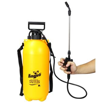 Kingjet Multi functional 8L Garden sprayer and cleaning toolAdjustable nozzle pressure sprayer - 4