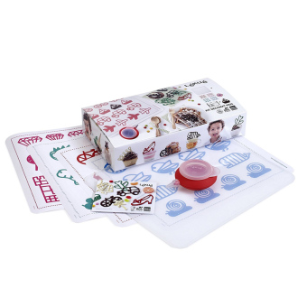 Kit Decomat Baking Accessories - 4
