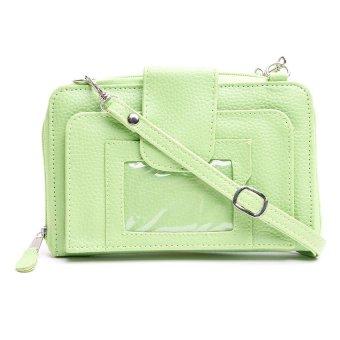Le Organize CP Sling Bag Big (Green)