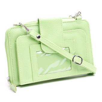 Le Organize CP Sling Bag Big (Green) - picture 2