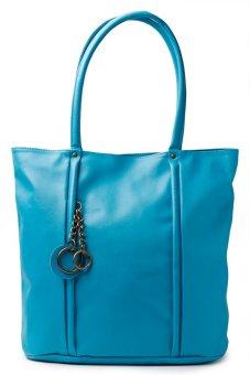 Le Organize Dolce Tote Bag (Aqua Blue)