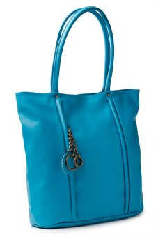 Le Organize Dolce Tote Bag (Aqua Blue) - picture 2