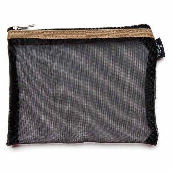 Le Organize Kit, 3-piece Set (Brown/Black)