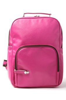 Le Organize Sammies Backpack (Magenta)