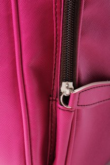 Le Organize Sammies Backpack (Magenta) - picture 4