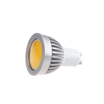 LED Light GU10 COB 3W Spotlight Bulb Lamp Energy Saving Warm White 85-265V Heighten Wick