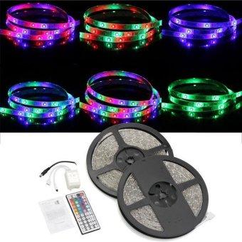 LED RGB Light Lamp Strip Waterproof +44 Keys Remote Control - picture 2