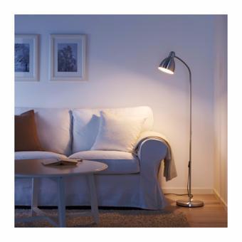 Lersta Floor/reading lamp (Aluminium) - 2
