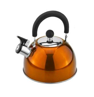 Lifestyle ILSWK-20OR 2L Induction Whistling Kettle (Orange)