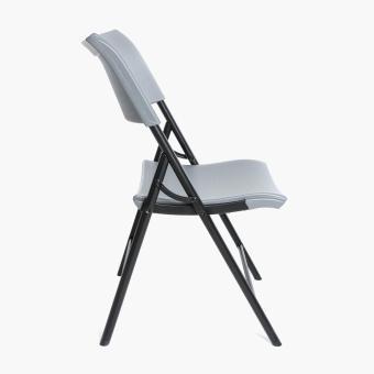Lifetime Folding Chair (Dark Grey) - 3
