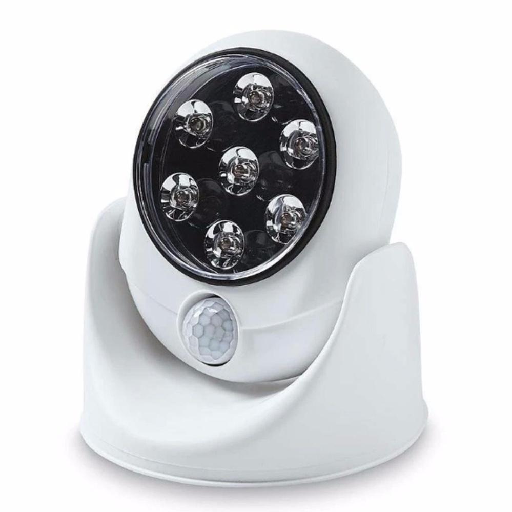 Light Angel Motion Activated Cordless LED Night Sensor Light(White)