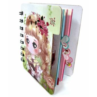 Little Princess Diary Notebook