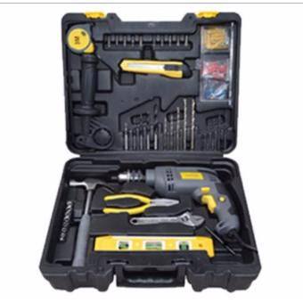 Lotus LID13REPK Impact Drill 13 mm + 45 pcs. Tool Kit Price Philippines