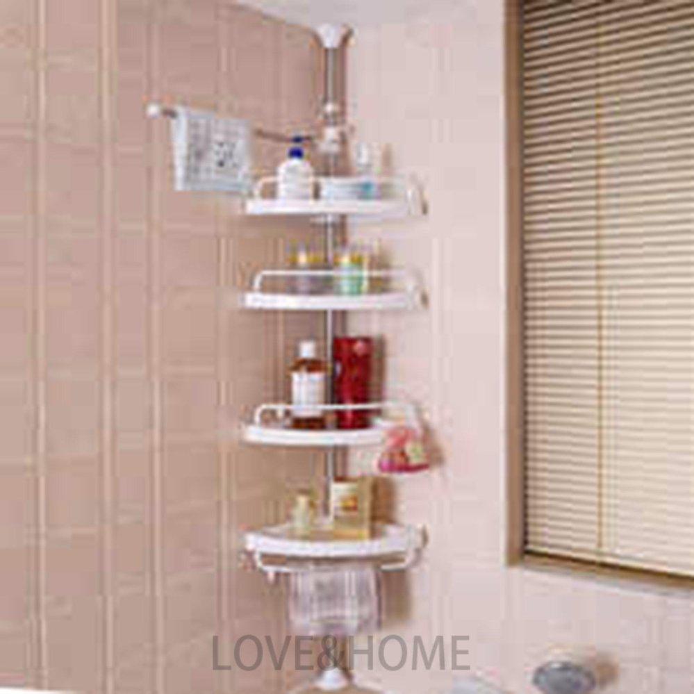 Bathroom Shampoo Rack - Bathroom Designs