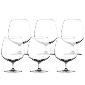Lucaris Shanghai Soul 22oz Cognac Glass Set of 6