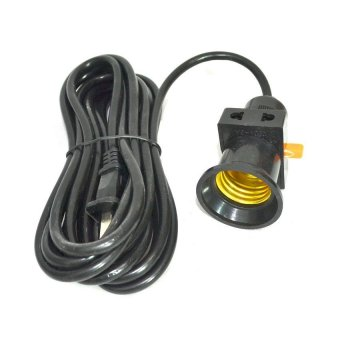 Lucky Light LL-689 Lamp Socket Extension Cable