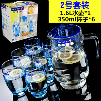 Luminarc Shishang home cup transparent glass