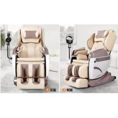 massage chair brands. luxury massage chair - 9 settings w/ trolley wheels (beige) brands 2