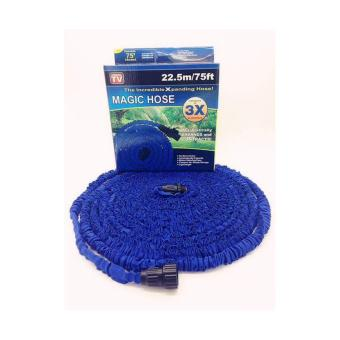 Magic expandable garden hose up to 75ft