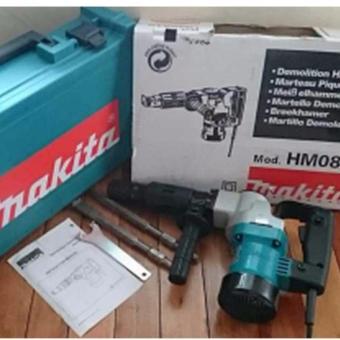 Makita Chipping Demolition Hammer 17mm Hex with Bits WarrantyFreebies - 3