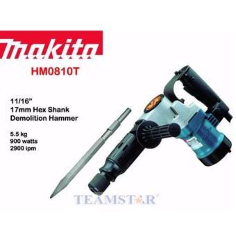 Makita Chipping Demolition Hammer 17mm Hex with Bits WarrantyFreebies - 2