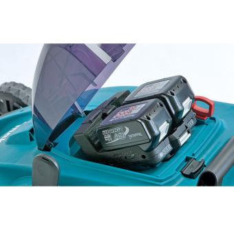 Makita DLM380Z 36V Cordless Lawn Mower (Blue/Black) - picture 2