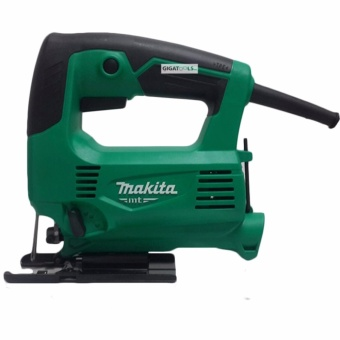 Makita M4301M Jigsaw 450W with Carbon Brush and Gloves withRubberized Palm - 2