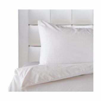 Mandaue Foam Mezzo Pure M-1 Plain White 3 Piece Set Queen 60×78″