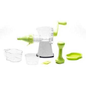 Manual Juicer (Green)