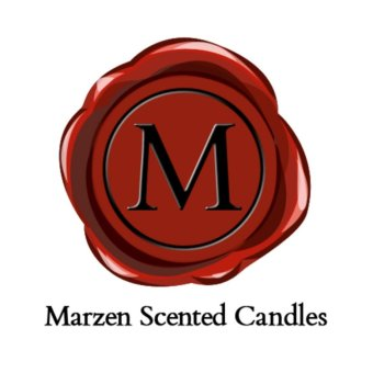Marzen Mini Scented Candles Set of 4 - 2