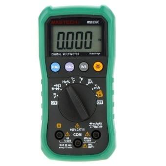 MASTECH MS8239C Auto Ranging Digital Multimeters Volt CurrentResistance Frequency Temp Capacitance Tester - intl - 3