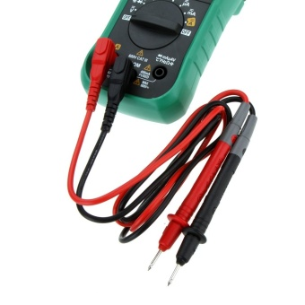 MASTECH MS8239C Auto Ranging Digital Multimeters Volt CurrentResistance Frequency Temp Capacitance Tester - intl - 5