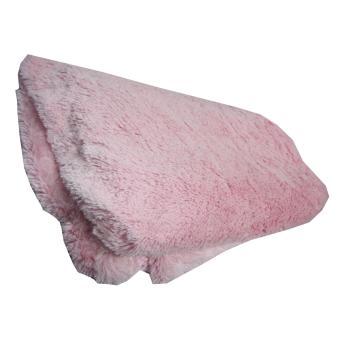 Matrix Ultra Fluffy Blanket 160X200Cm (Pink)
